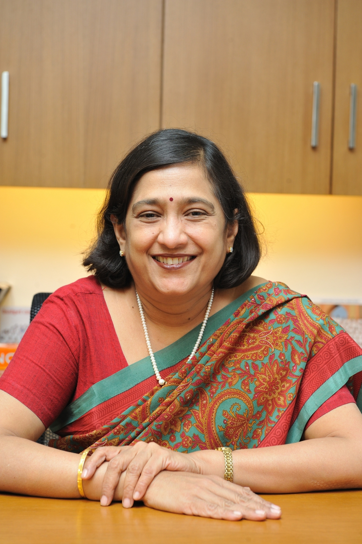Conversation with Vijaya Sampath Chief Advisor to Chairman and Group CEO Bharti Enterprises