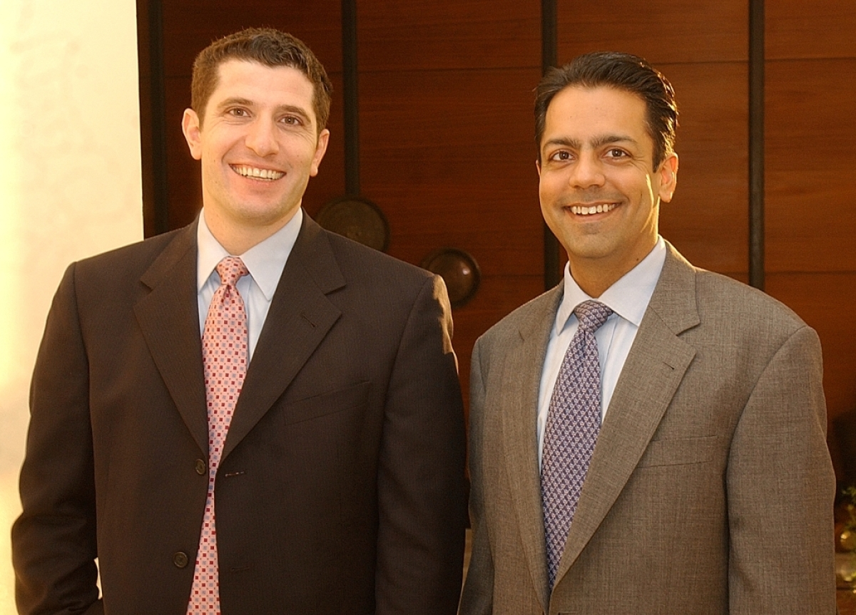 In Conversation: Sanjay Kamlani and David Perla co-CEOs of Pangea3