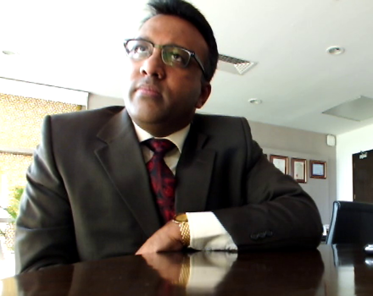 In Conversation Professor C Raj Kumar Dean of Jindal Global Law School