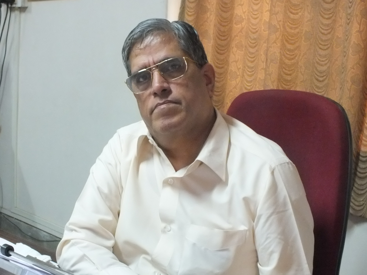 In Conversation with RB Malik Principal in Charge of Government Law College, Mumbai