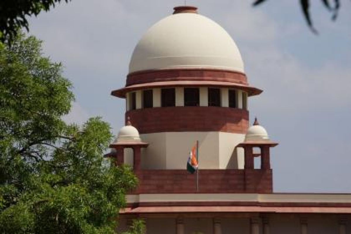One point contact in Supreme Court for sexual harassment complaints; Complaint can be sent by e-mail, post or handed over personally