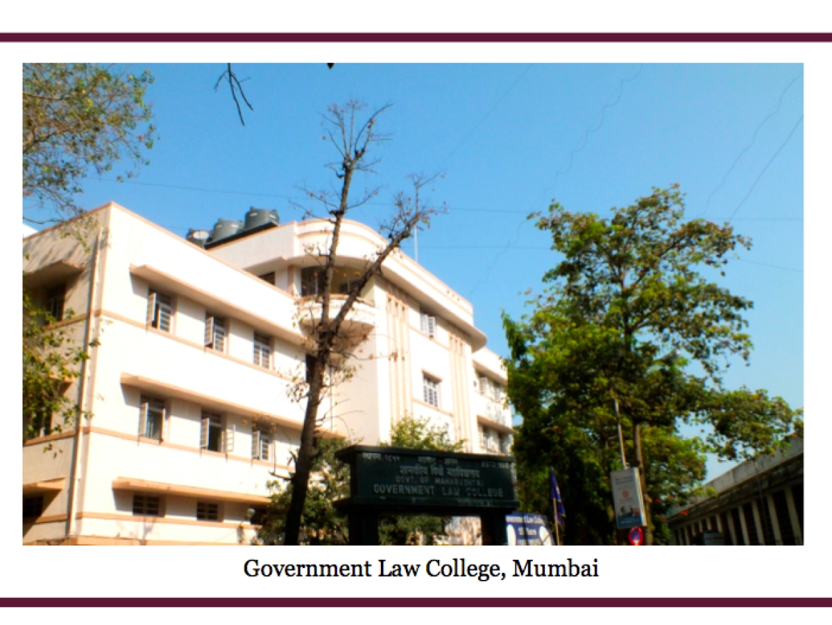 In Conversation with Professor Homer Pithawalla, Government Law College Mumbai
