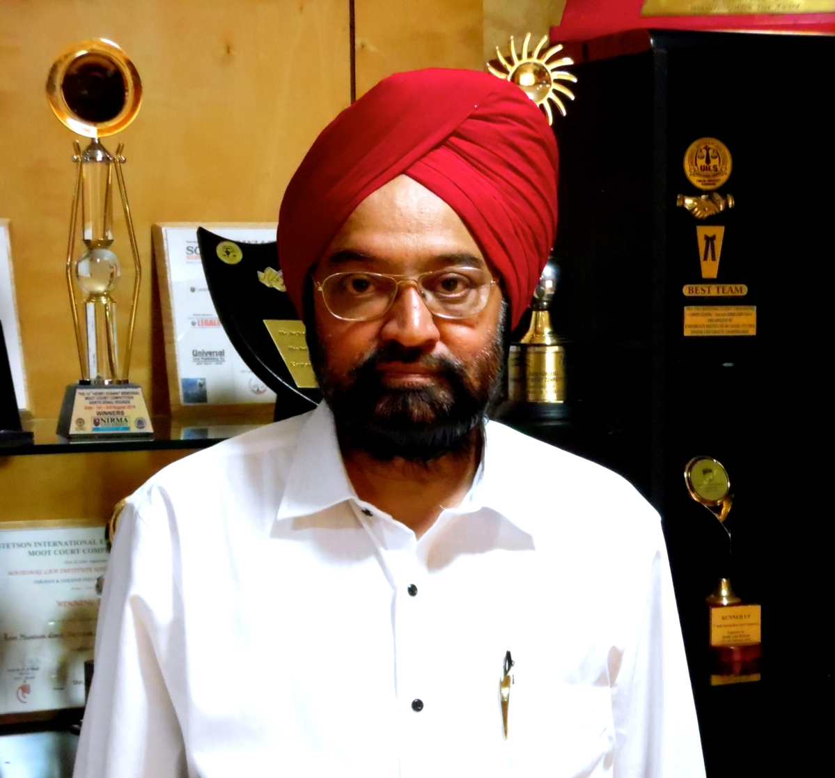 I am going to push for making the whole CLAT process 100% online- Dr. Gurdip Singh, Vice Chancellor at RMLNLU