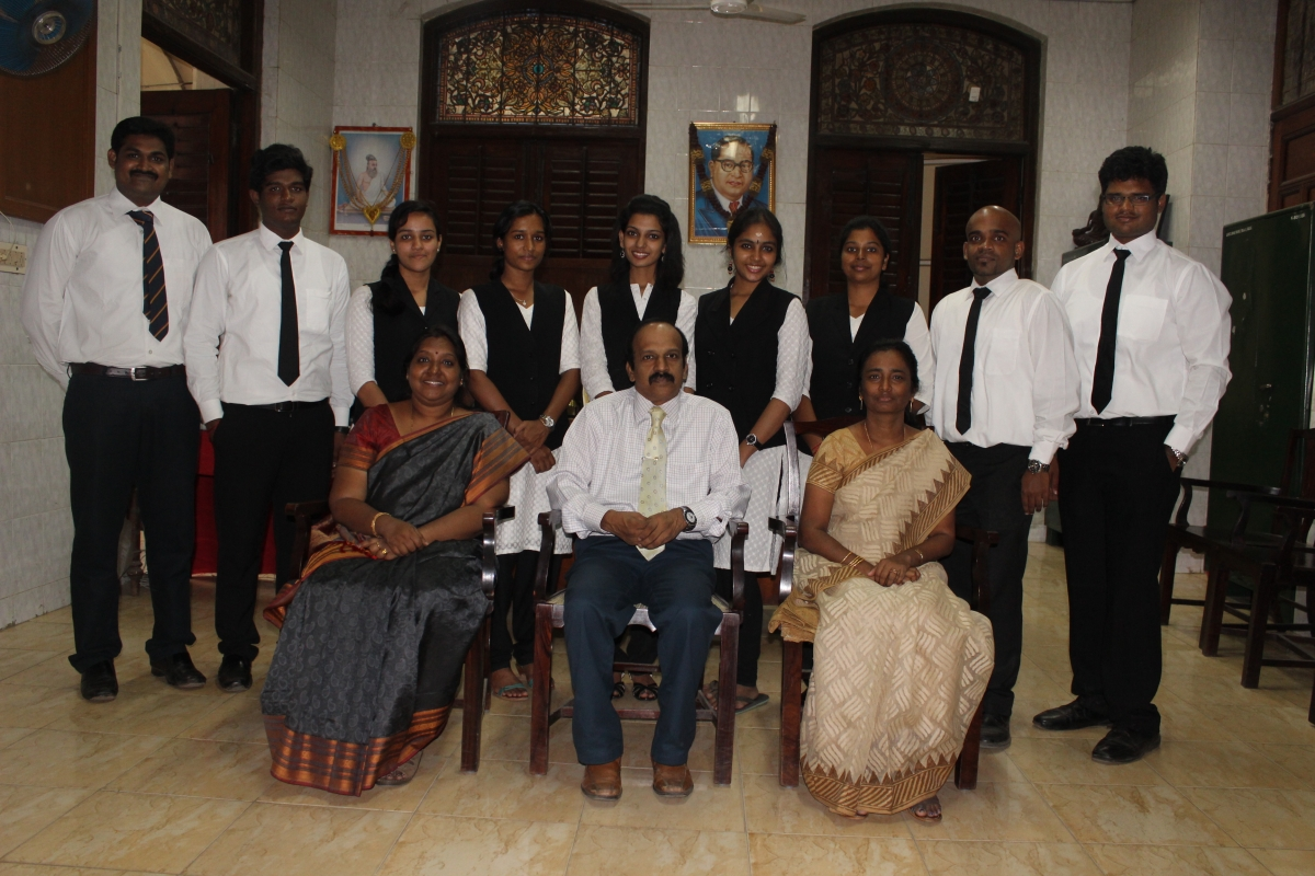 The Mooters: The Moot Court Committee, Ambedkar Government Law College, Chennai