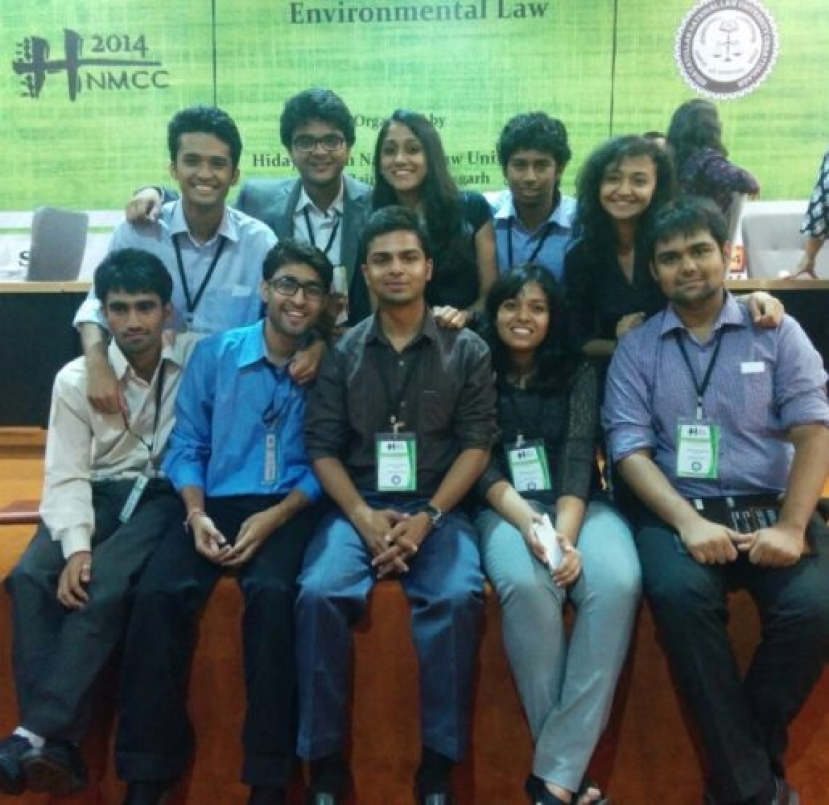 The HNLU Moot Court Committee