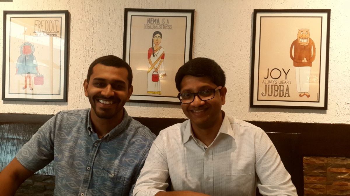 Dial 'M' for Malayali – Meet Zachariah Jacob,  co-founder of Mahabelly