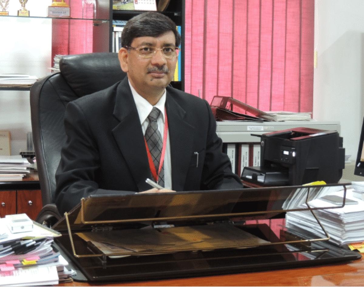 Prof Vijender Kumar, who is now VC of MNLU Nagpur