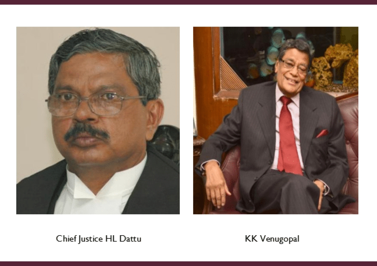 "CJI Dattu directs ED to continue instructing ""amicus"" KKV in 2G cases"