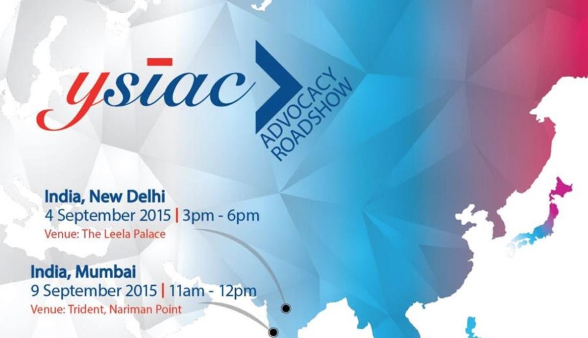 [Sponsored] YSIAC Advocacy Roadshow  featuring Mr Gary Born, President, SIAC Court of Arbitration