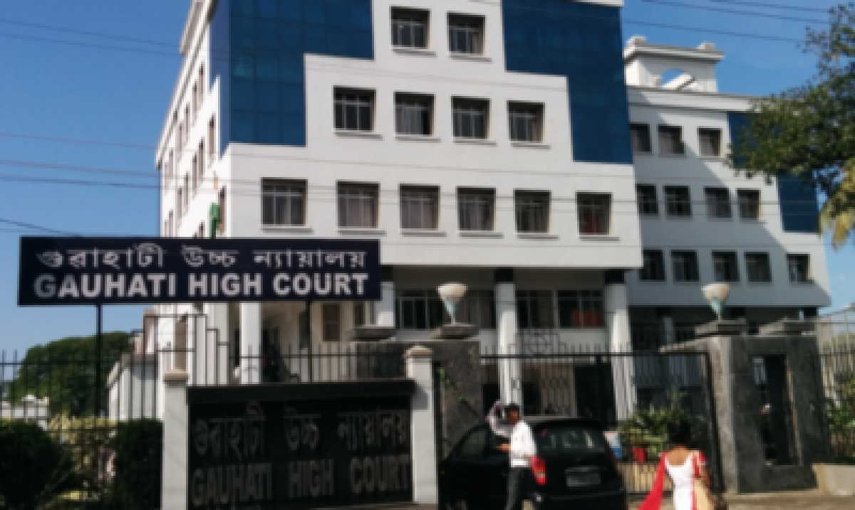 The Gauhati HC ordered the restoration of mobile and internet services