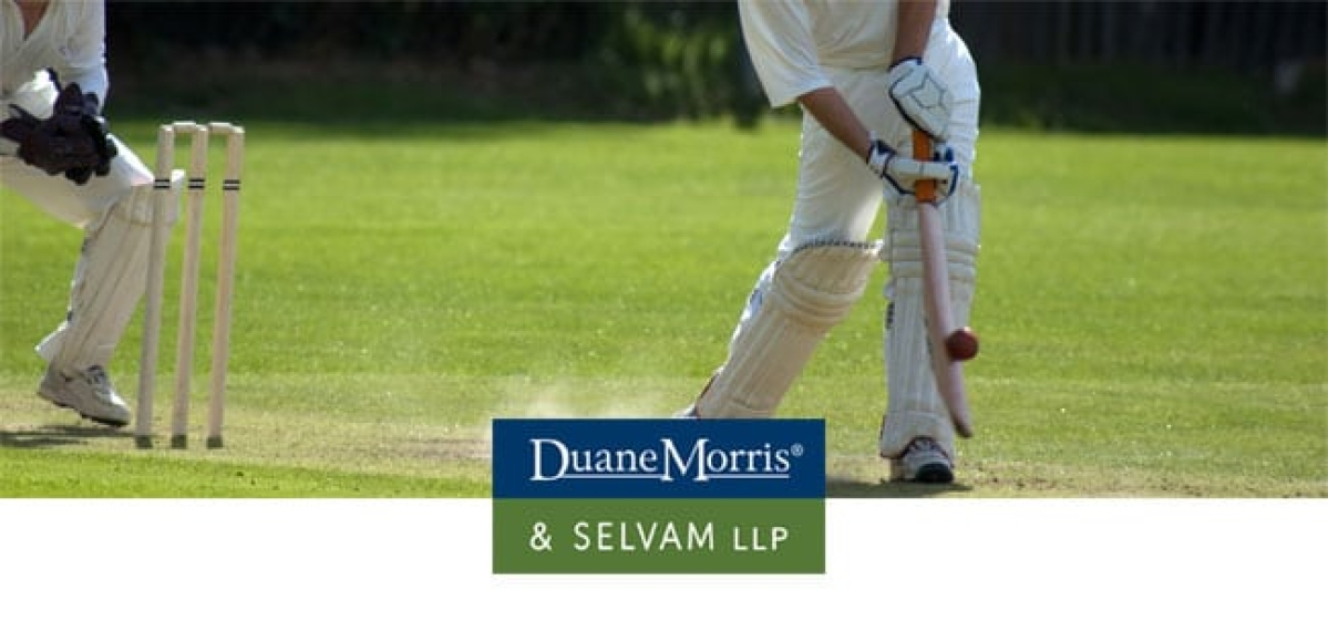 Lawyers go one up against Bankers in 5th Charity Cricket Match