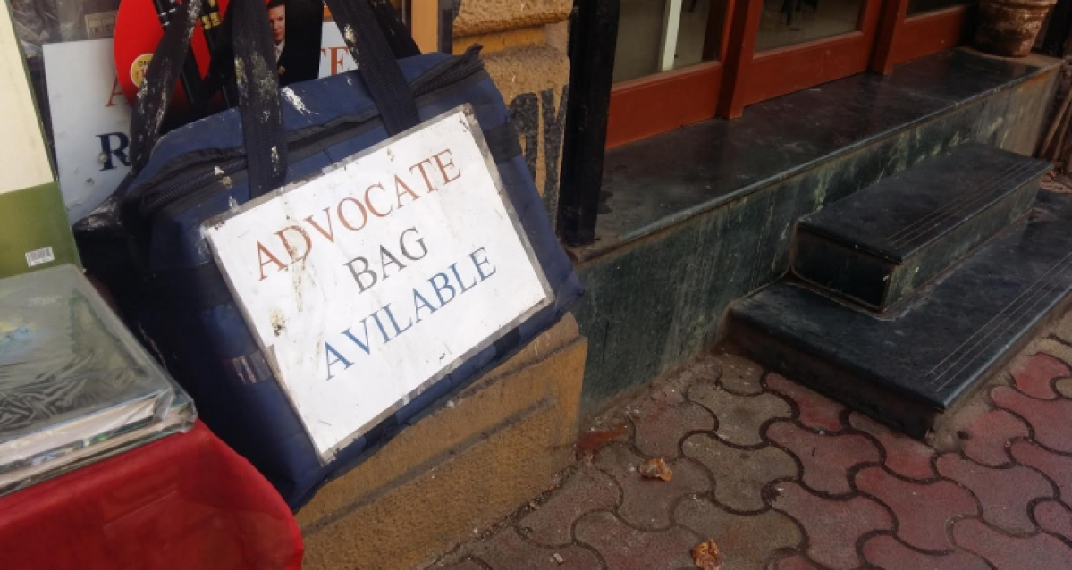 Advocate Bag available