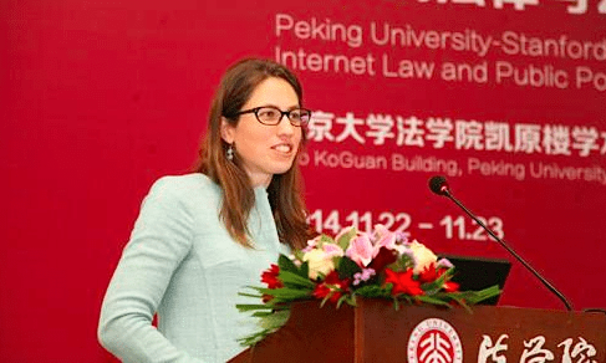 Meet Dr. Nicole Stremlau, organiser at Price Media Law Moot Court