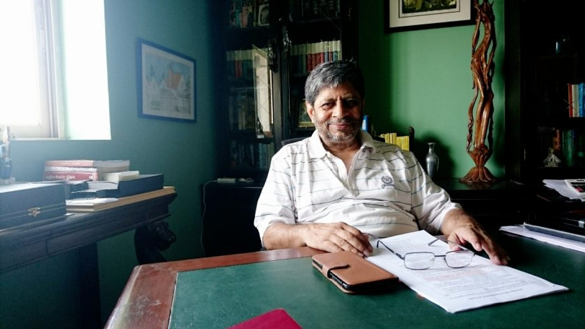Former Advocate General Shreehari Aney