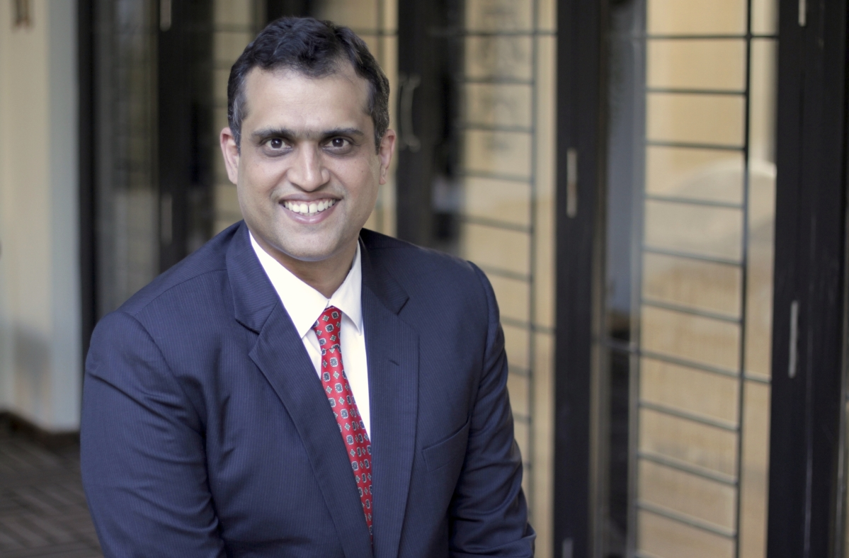 Sports lawyer, Rhodes scholar and NLSIU grad Nandan Kamath
