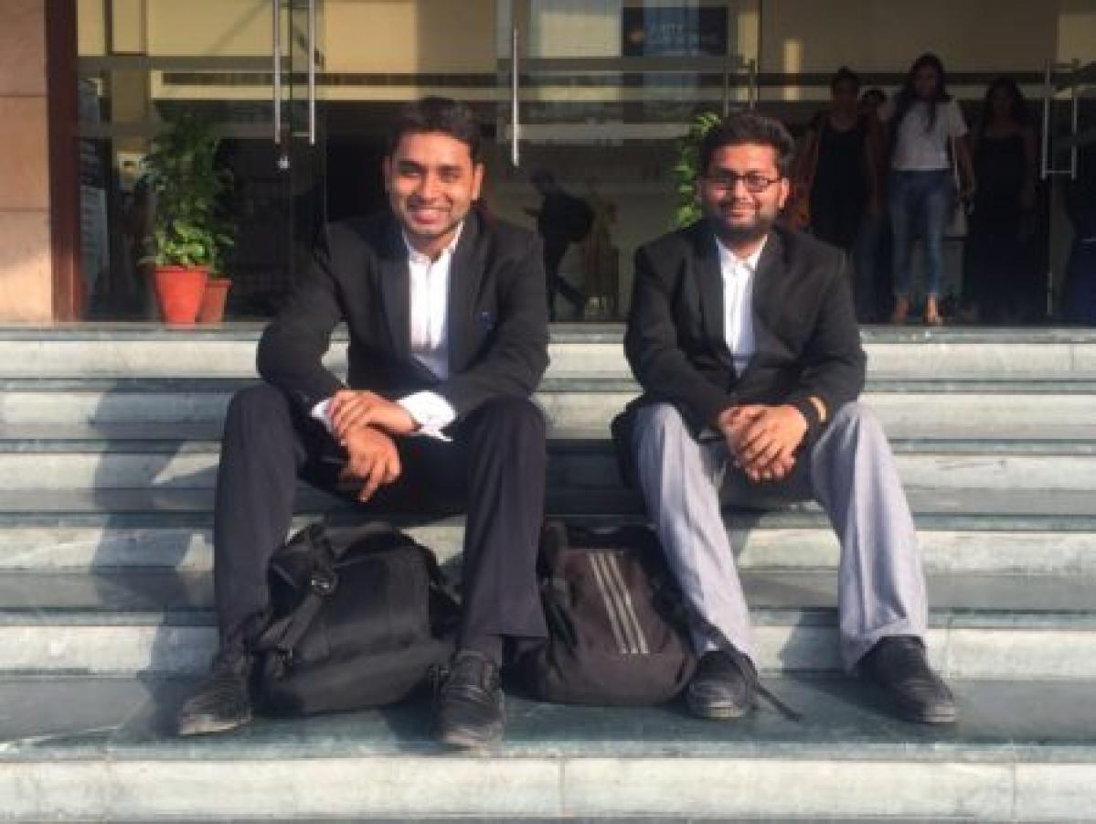 Kumar Shanu and Paras Jain