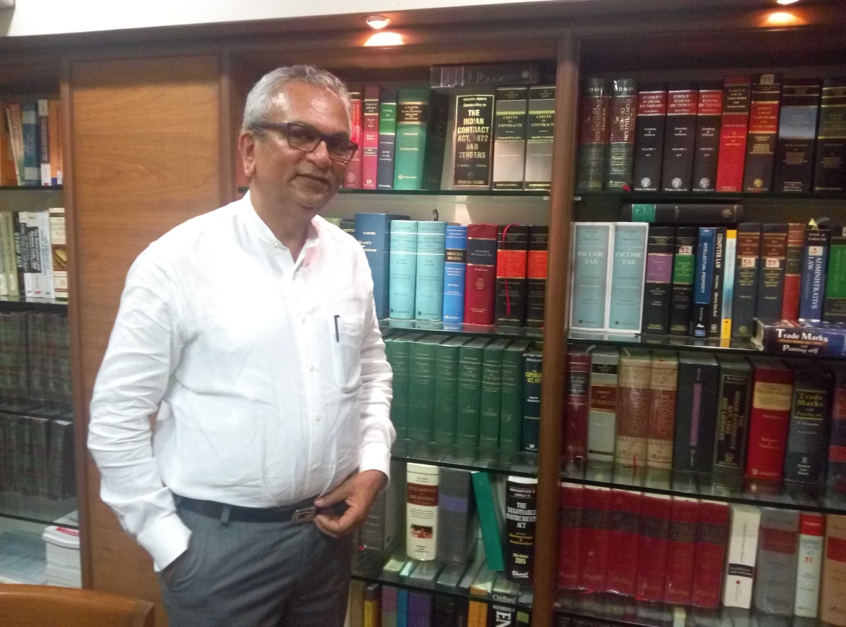 Senior Counsel Ravi Kadam