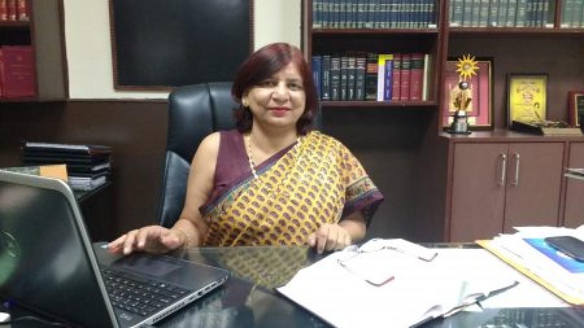 Prof. Poonam Saxena, NLU Jodhpur