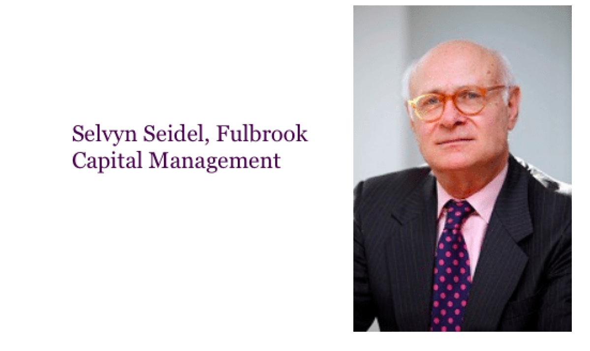 Selvyn Seidel, Fulbrook Capital Management