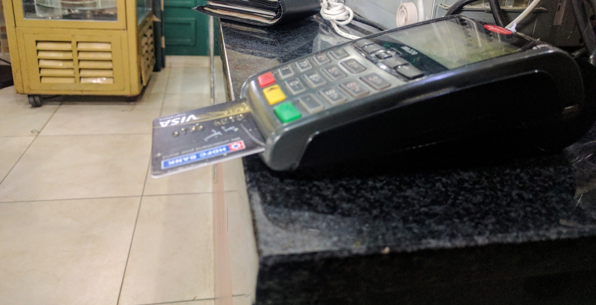 This law student is on a crusade to end levy of fees on debit card transactions