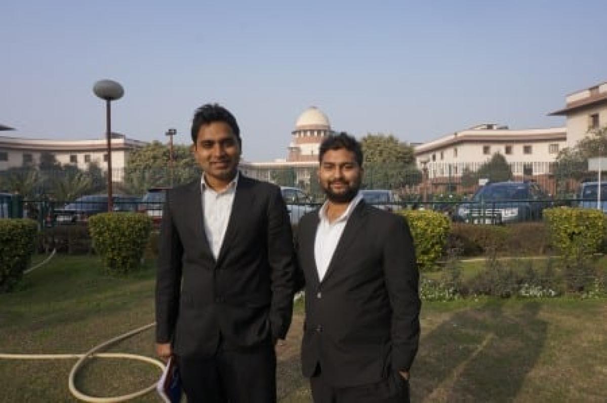 Kumar Shanu and Paras Jain of WHIP