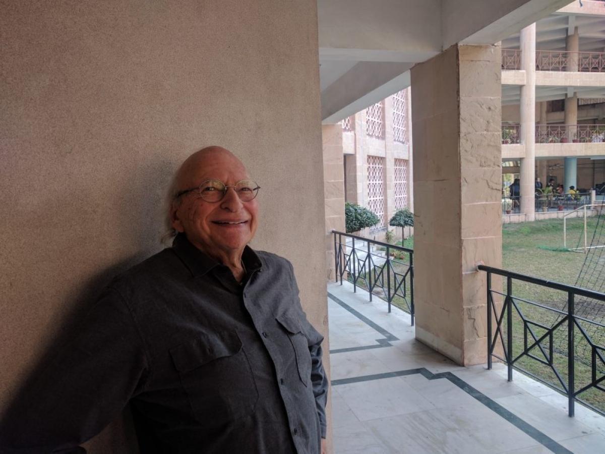 Dr. Armin Rosencranz
