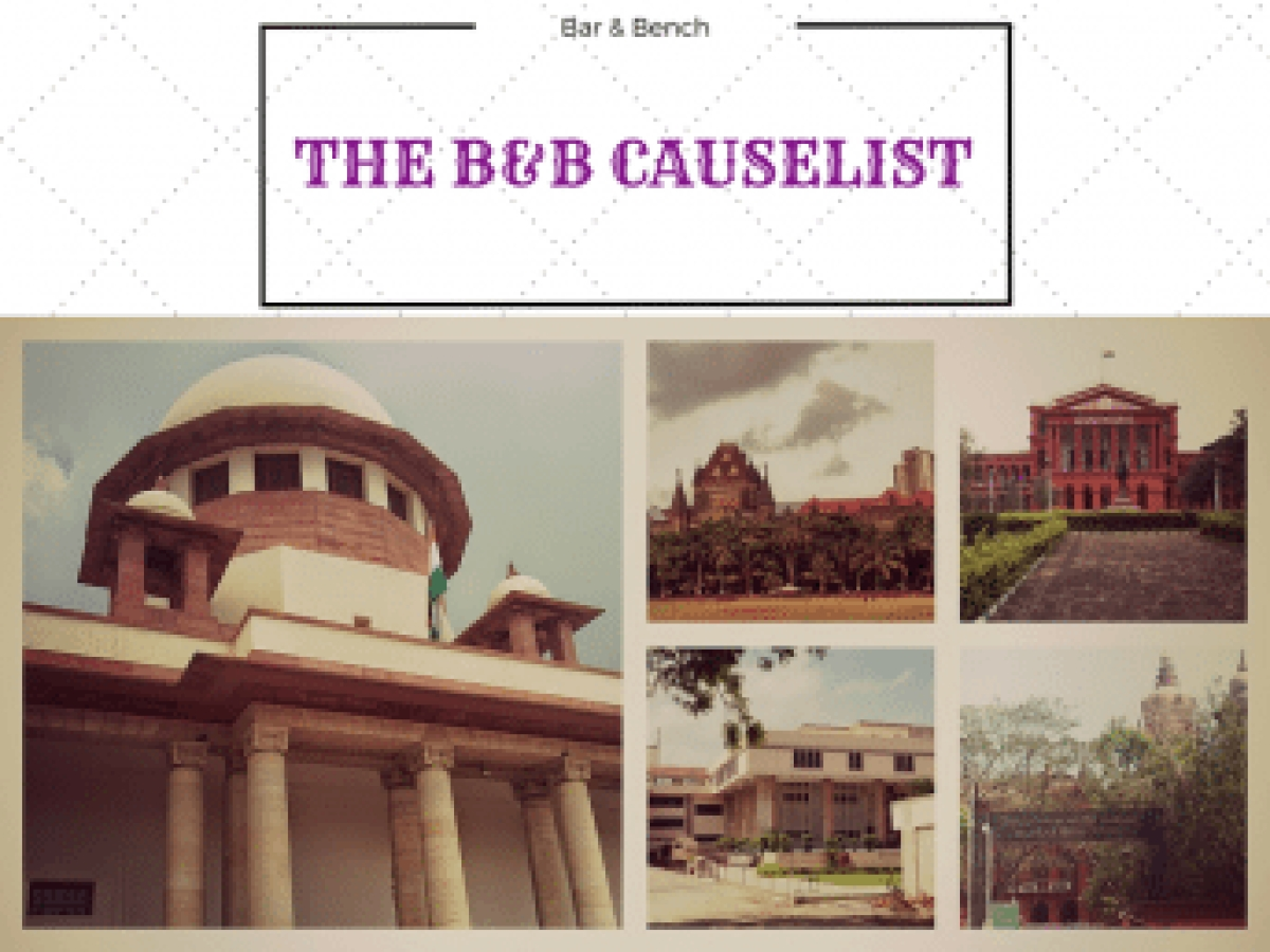 The B&B Causelist #404: Clinical Trials & more