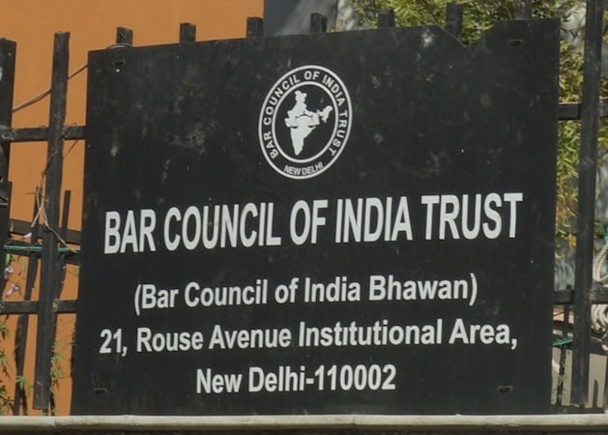 """BCI is a body which tries to serve personal interests, rather than the interests of legal education in India."""