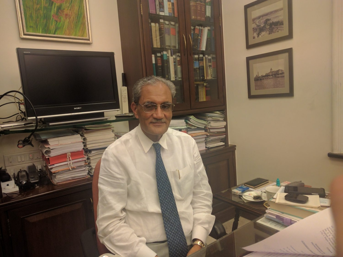 The #BombaySeniors: In Conversation with Janak Dwarkadas [Part I]