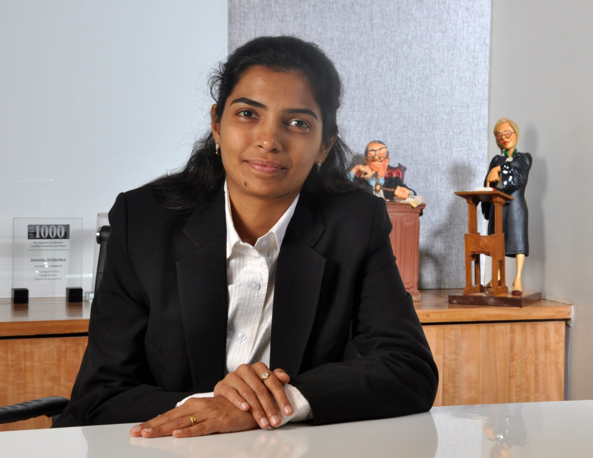 Dhaval Vussonji promotes Minal Sampat to Partner, opens new Mumbai office