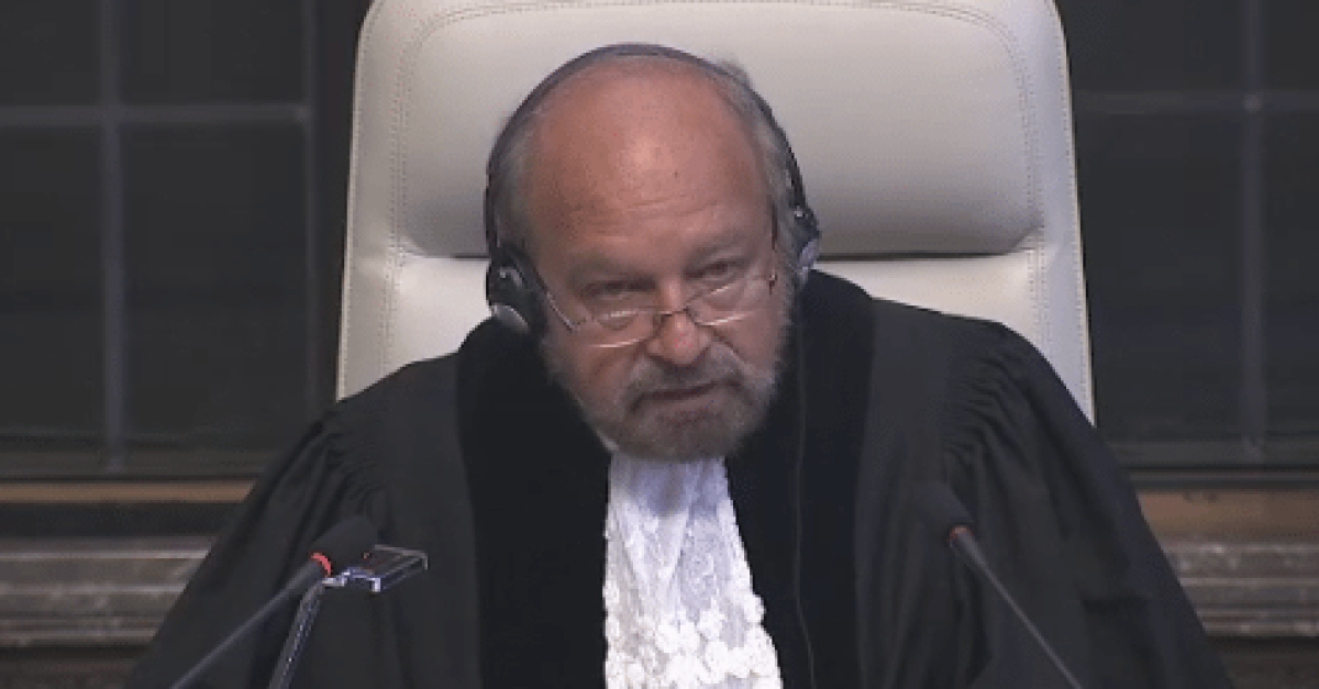 Breaking: ICJ unanimously grants stay on Kulbhushan Jadhav execution [Read order]