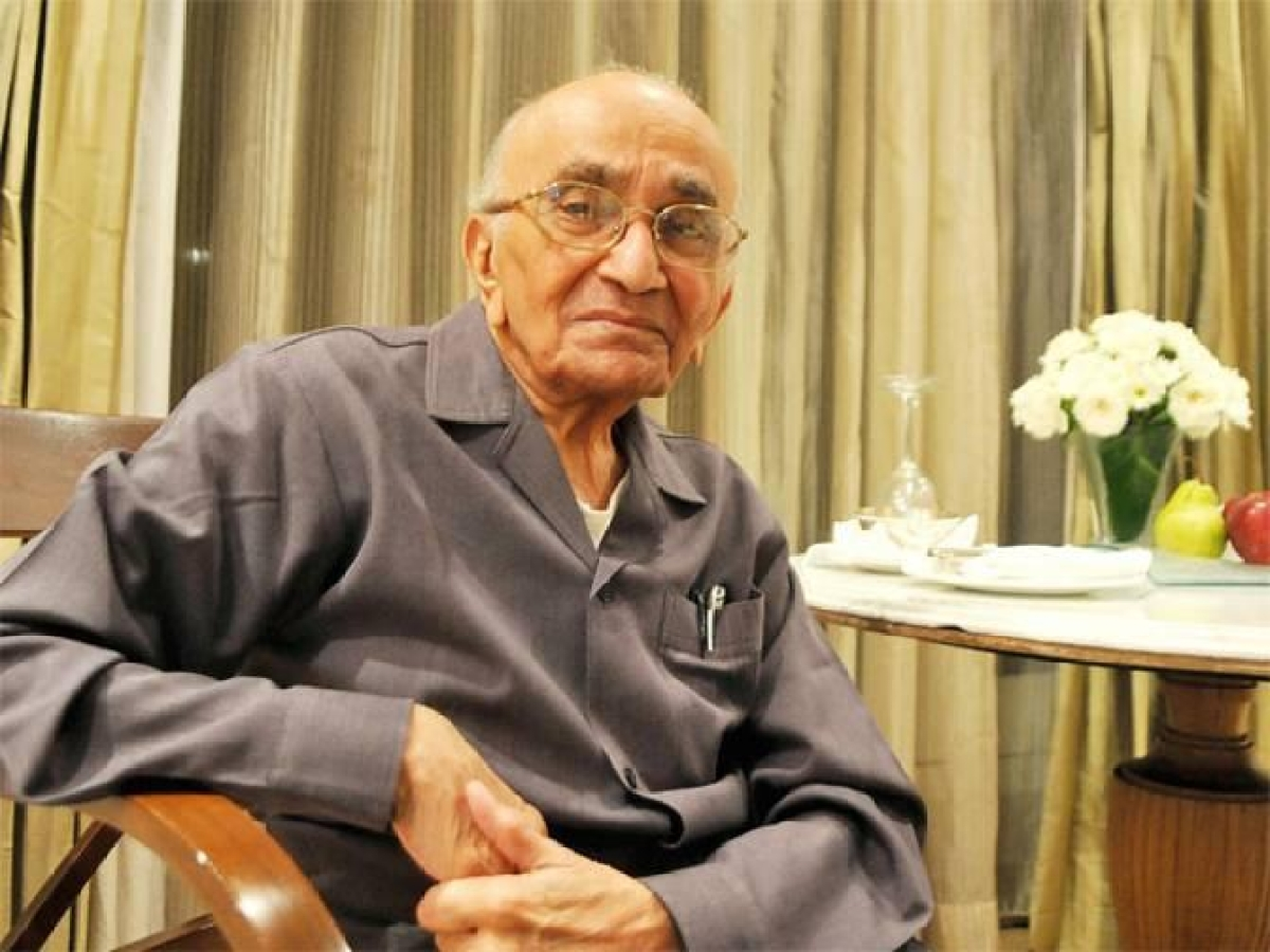 Former Chief Justice of India, Justice PN Bhagwati passes away