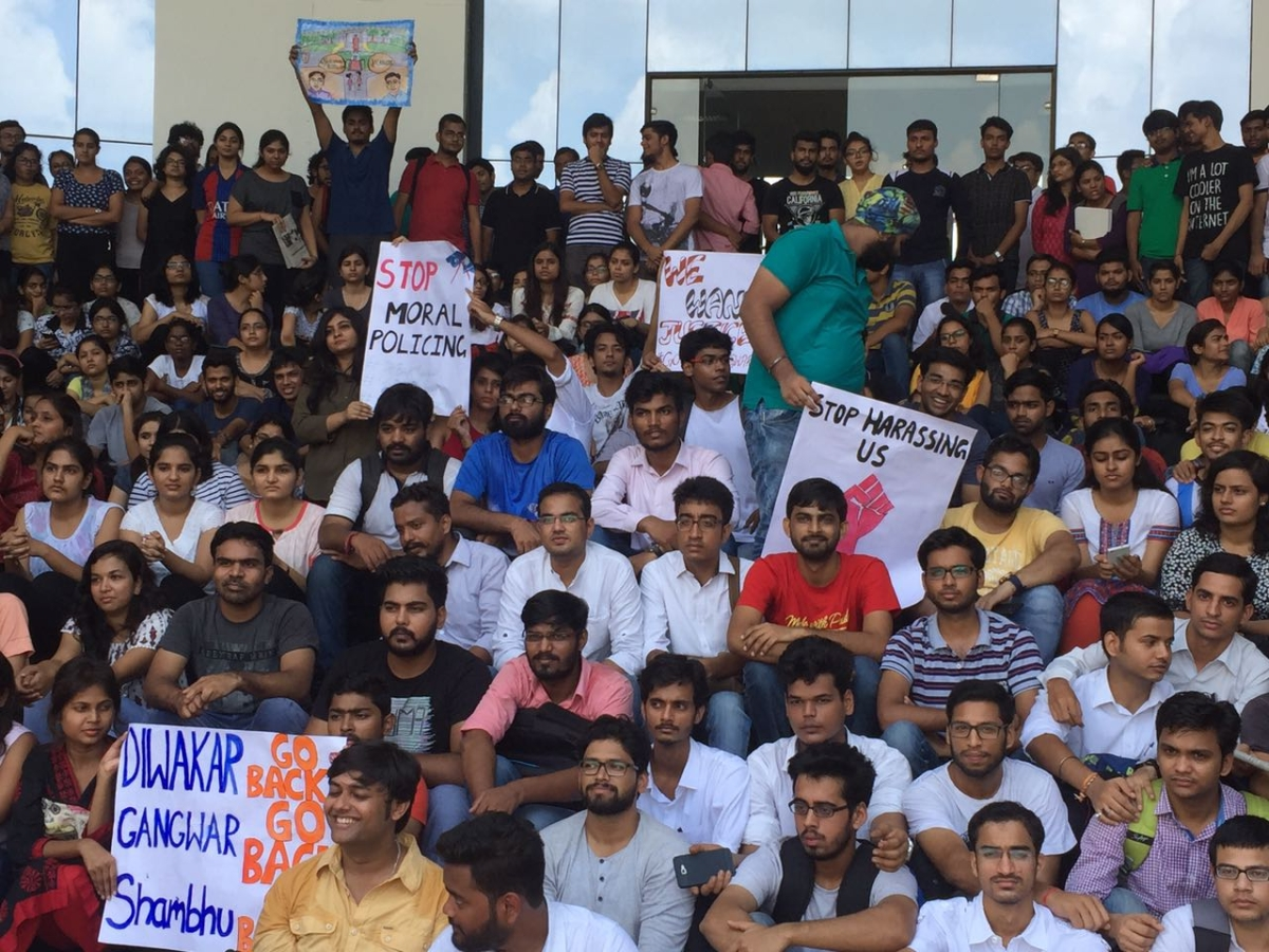 RMLNLU protests put on hold, authorities given time to comply with demands