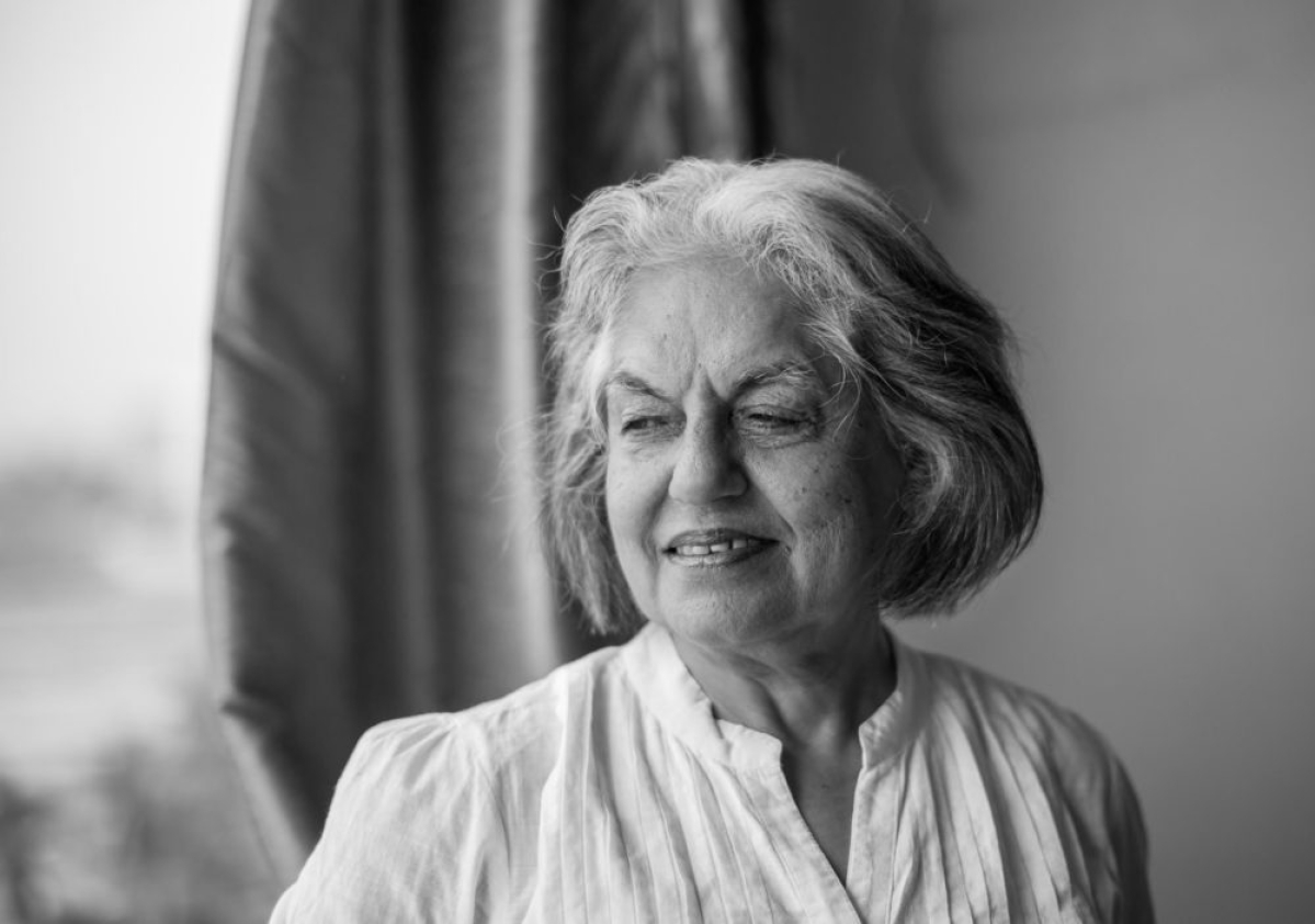 Senior Advocate Indira Jaising was among the original petitioners who called for live streaming