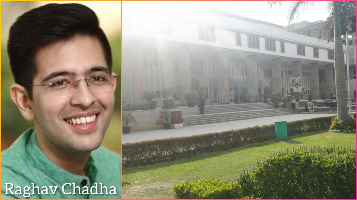 Delhi HC issues notice in Raghav Chadha plea challenging election of BJP's Ramesh Bidhuri
