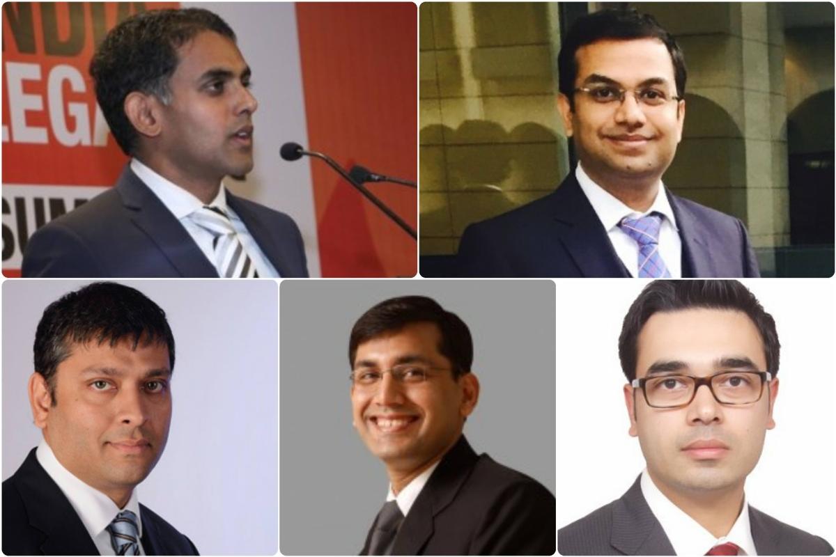 Trilegal, Khaitan, Indus, Phoenix lawyers make it to Asian Legal Business '40 under 40′ list
