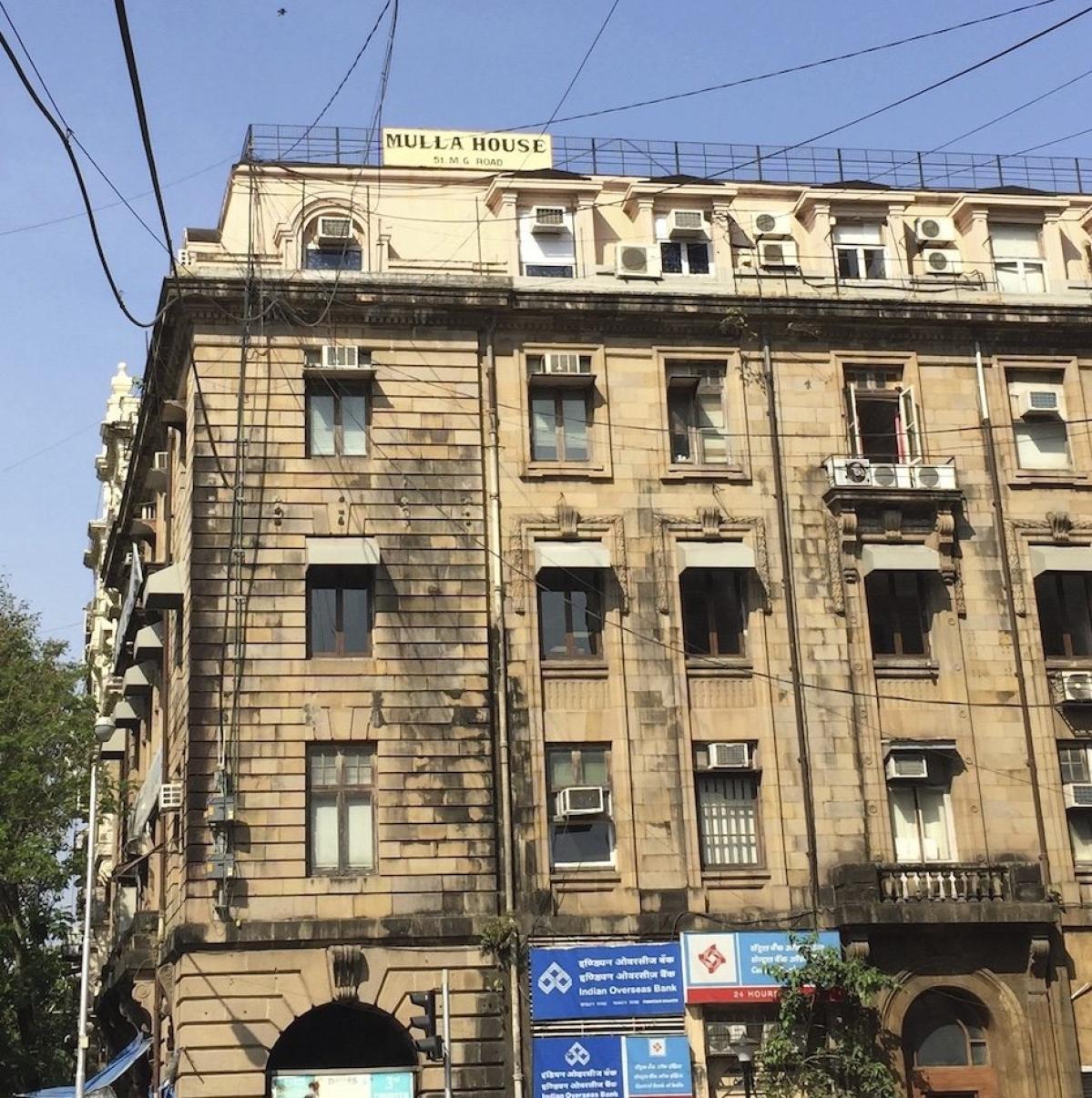 Mumbai office of Mulla & Mulla
