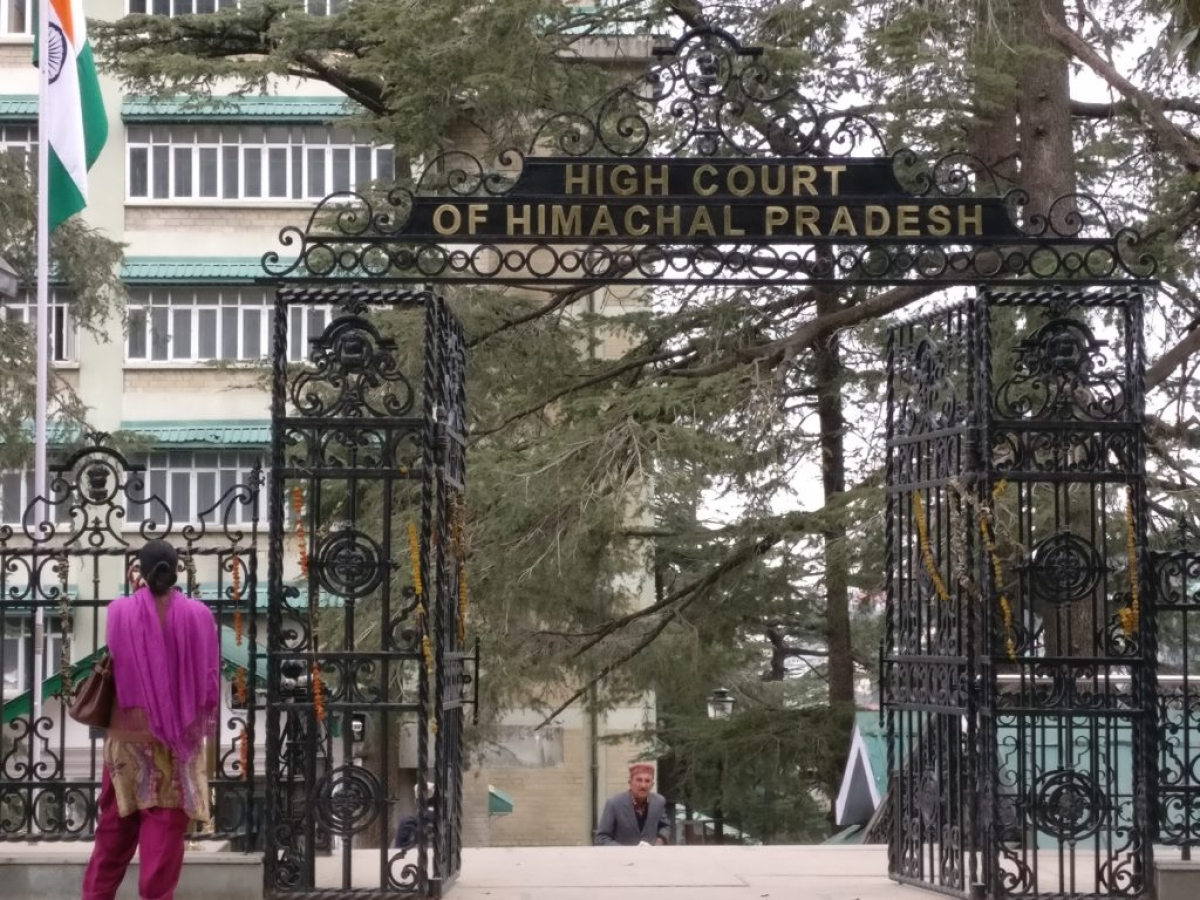 Three Advocates recommended as Judges of Himachal Pradesh High Court [Read Collegium Resolutions]