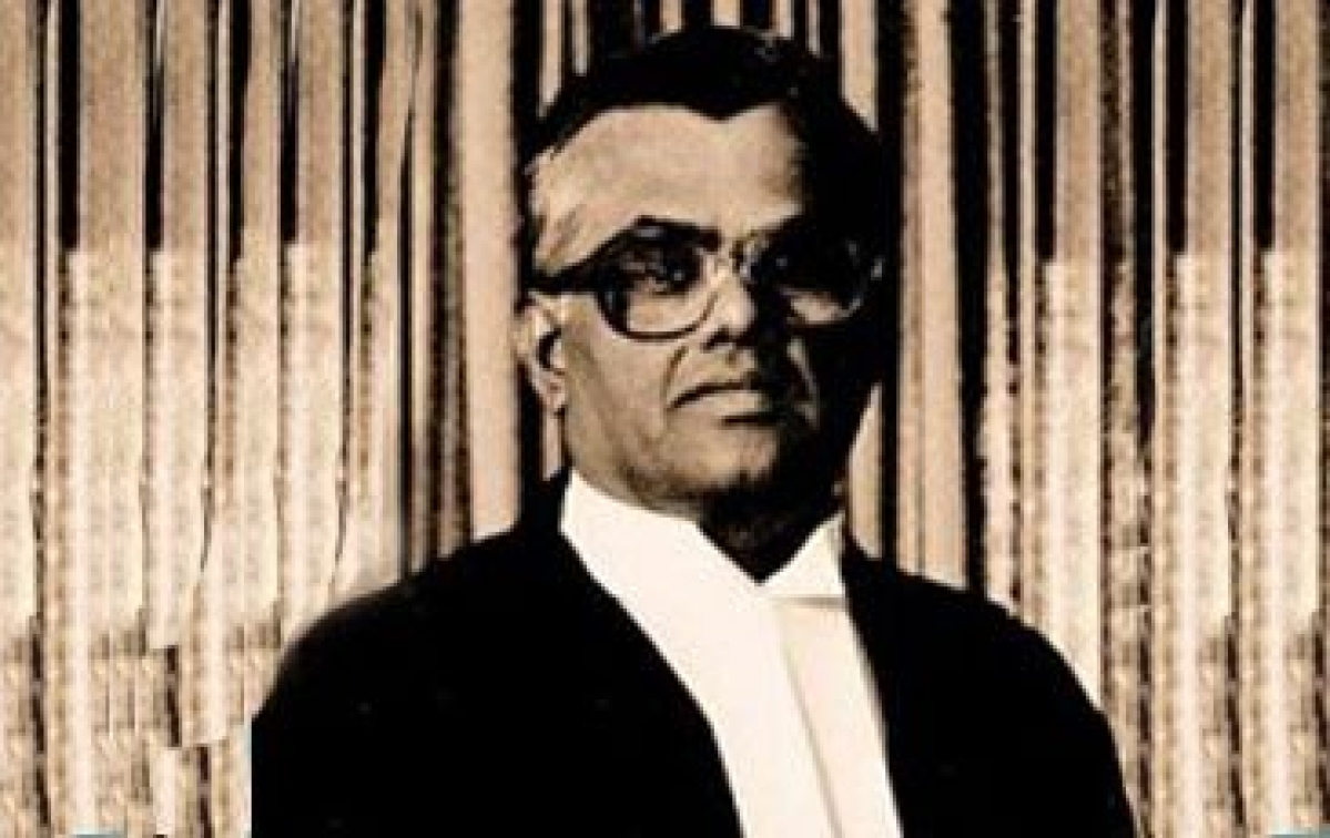Former Supreme Court judge Justice SR Pandian passes away