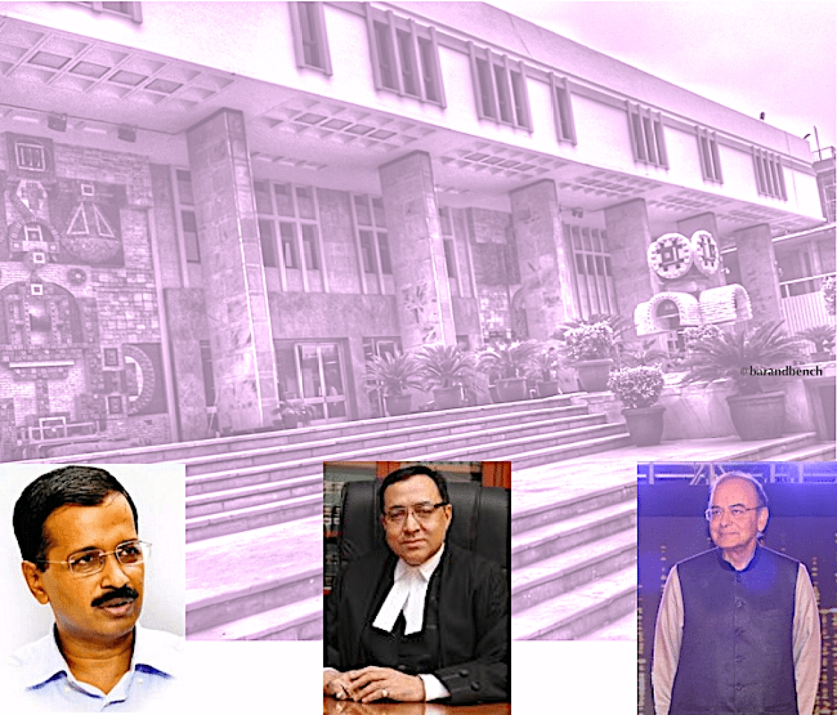 Jaitley v. Kejriwal: Justice Endlaw's experience in cross examinations rattles defence lawyers