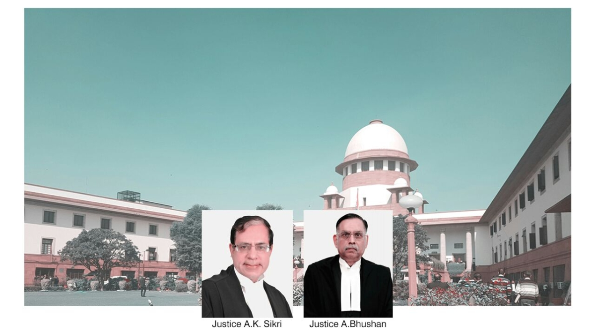 Price Parallelism alone not sufficient to conclude Bid Rigging, Supreme Court