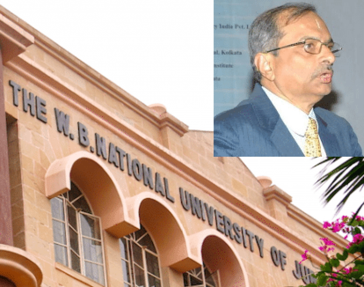 NUJS VC Ishwara Bhat to be appointed Vice-Chancellor of CNLU Patna