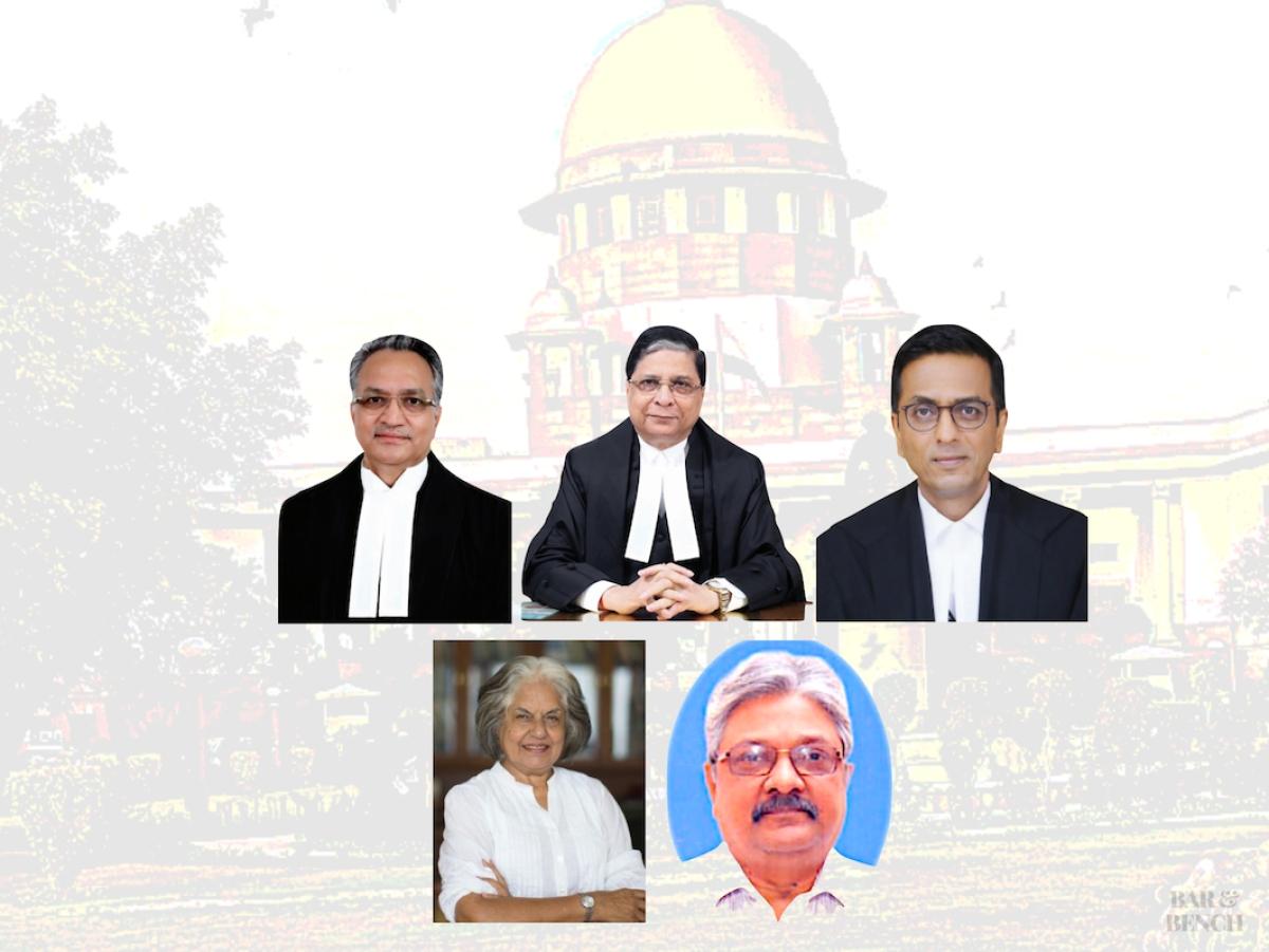 Breaking: High voltage mentioning over stalling file of Justice KM Joseph, SC refuses stay of Indu Malhotra warrant
