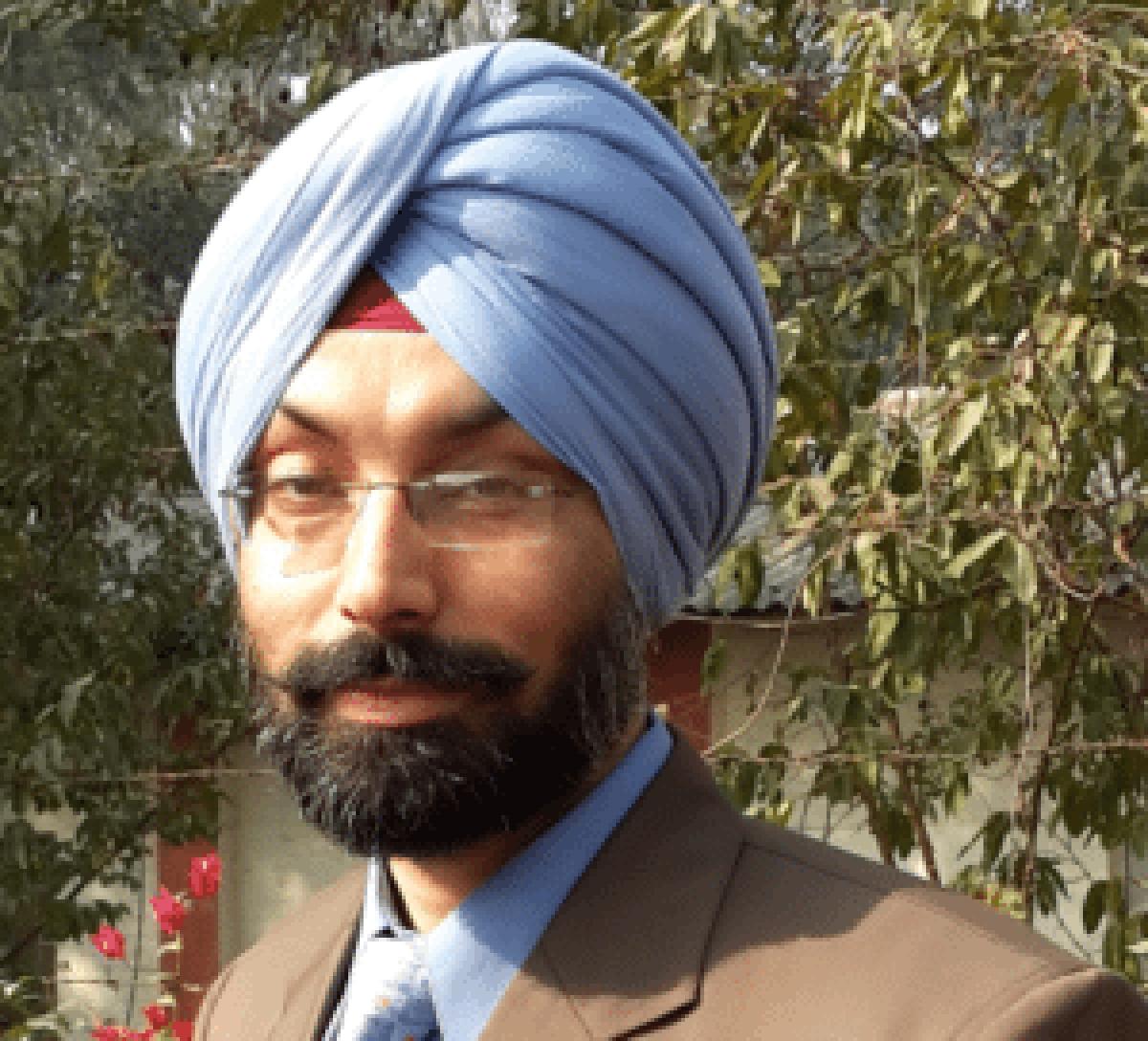 Advocate Navdeep Singh