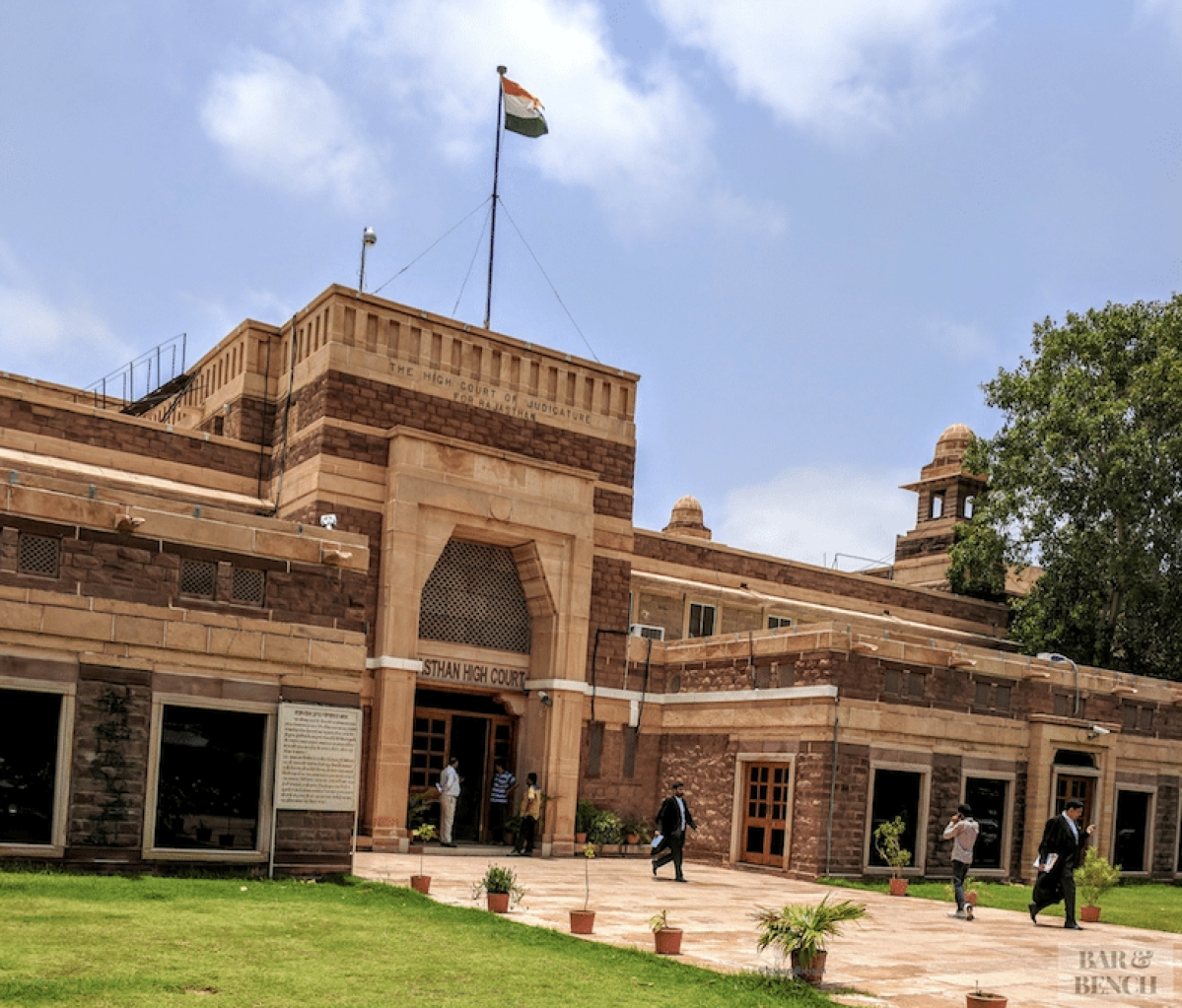 Supreme Court Collegium recommends seven as judges of Rajasthan High Court [Read Statements]