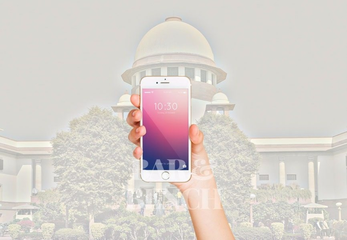 Accredited Journalists allowed to carry Mobile Phones inside SC courtrooms