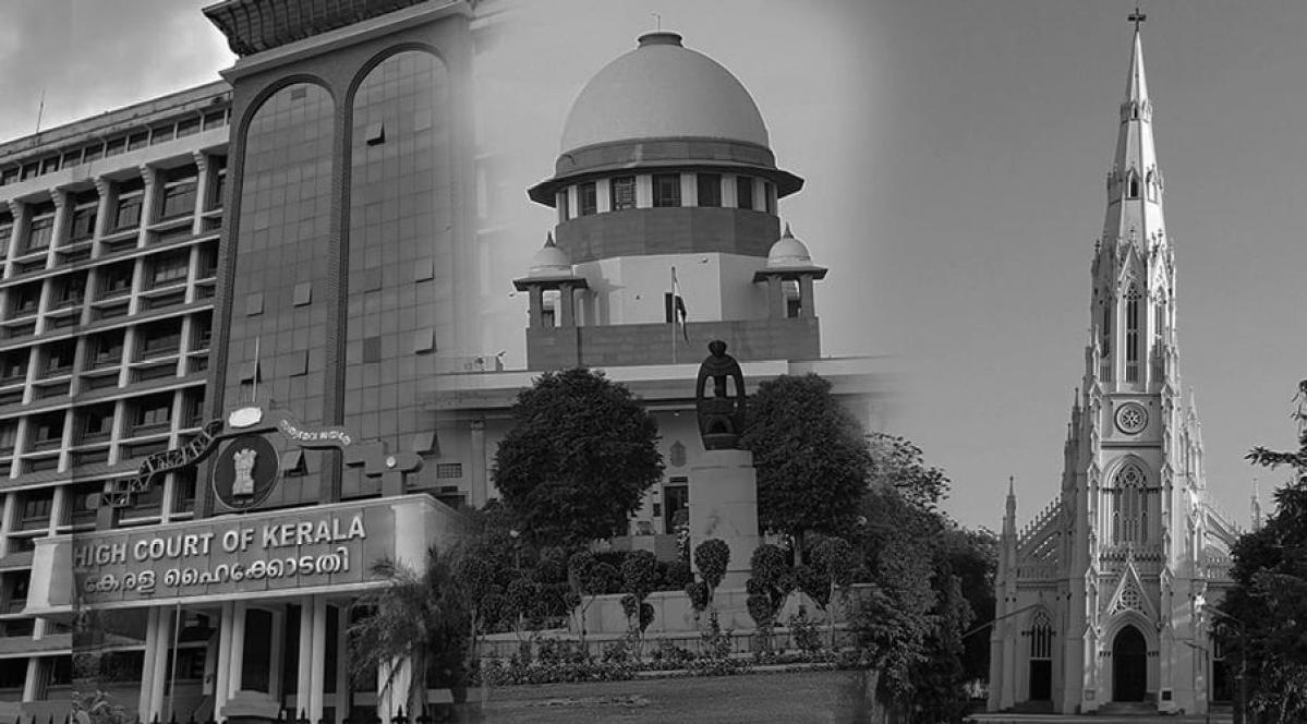 Church Sex Scandal reaches Supreme Court; Kerala Priest seeks Anticipatory Bail in Rape case