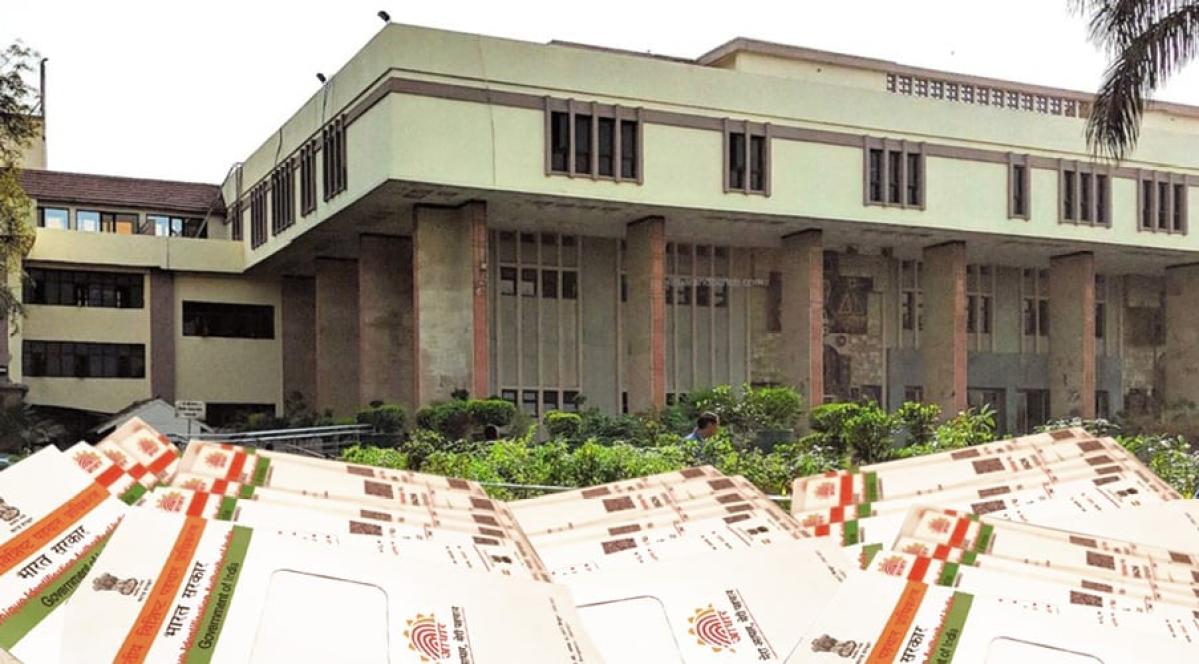 Delhi High Court issues notice in plea to link property documents with Aadhaar