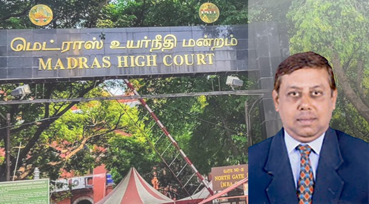 """Corruption almost elevated to the status of """"institutional necessity"""", Madras HC"""