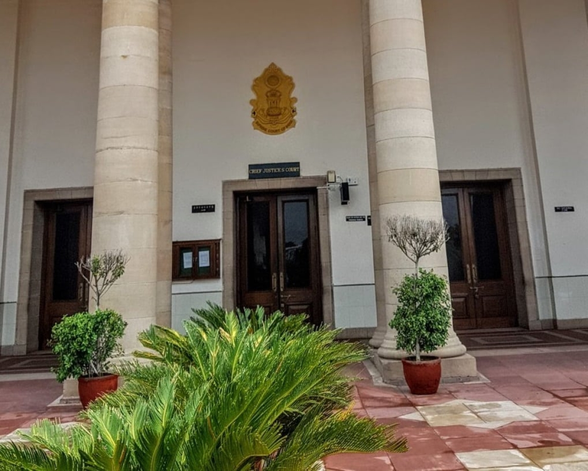 """""""The Supreme Court of India, which is a 'public authority' (under RTI Act), would necessarily include the office of the Chief Justice of India."""""""